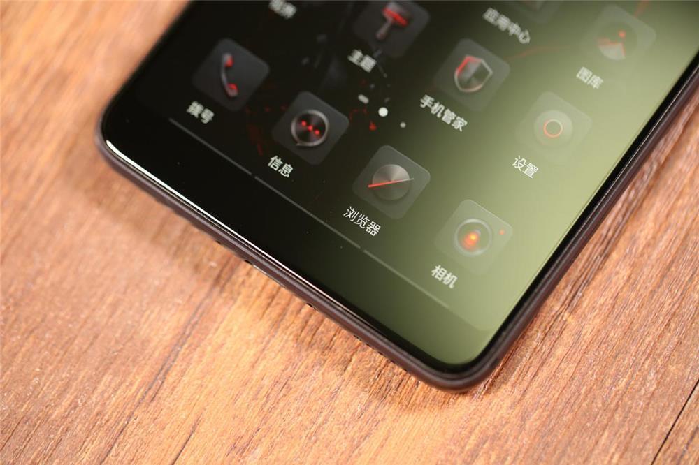 红魔Mars电竞手机评测:10G内存加持的性能怪兽的照片 - 9