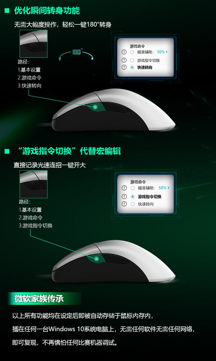 微软Pro IntelliMouse游戏鼠标开始国内预售 售价399元的照片 - 13