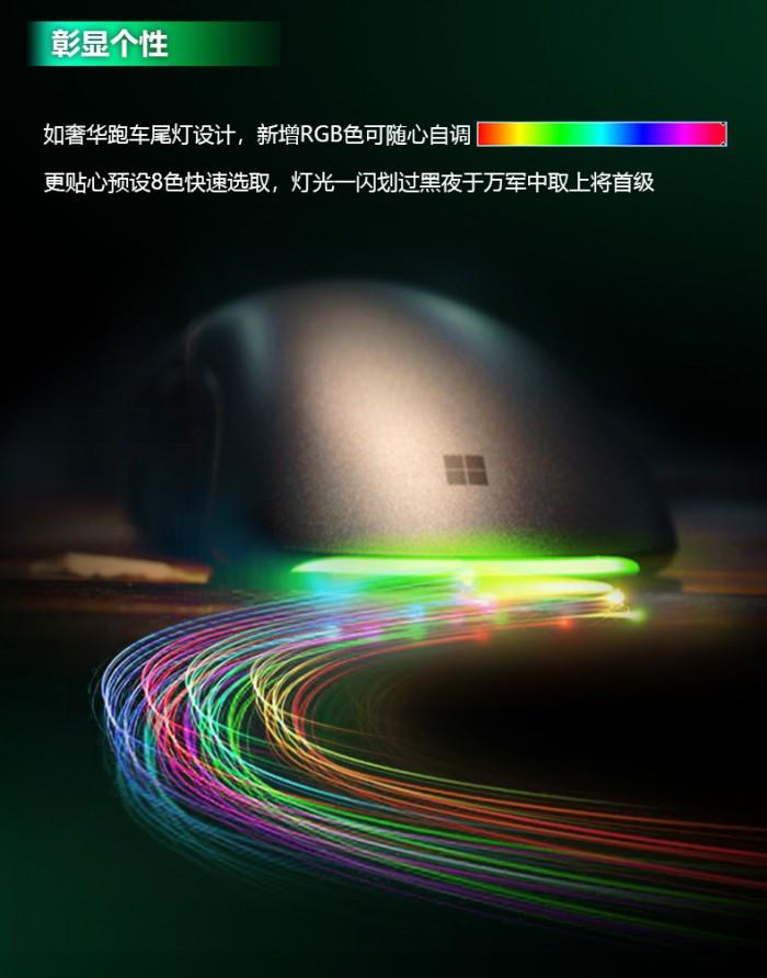 微软Pro IntelliMouse游戏鼠标开始国内预售 售价399元的照片 - 7