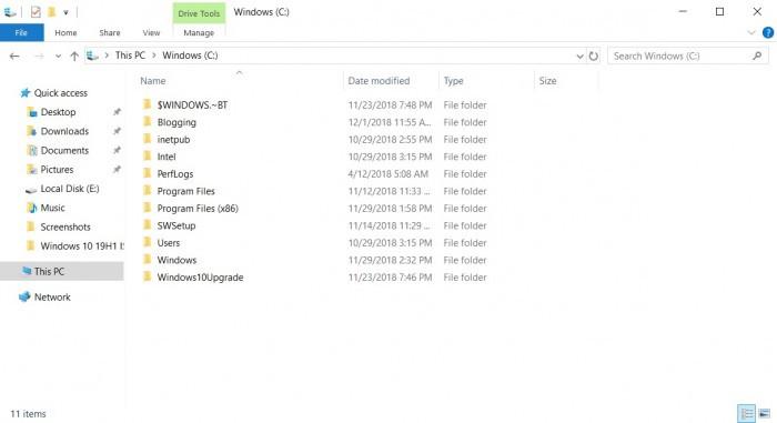 微软开始在Win10 19H1中测试文件资源管理器的最新改进的照片 - 5