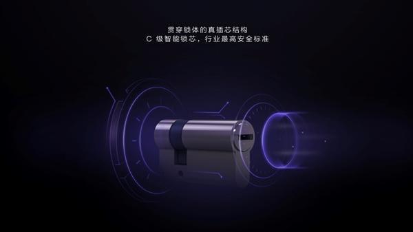 小米米家智能门锁发布:众筹价999元包安装的照片 - 5