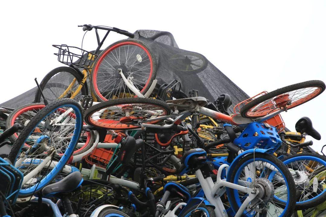 """共享单车遭遇""""寒冬"""" 该怎么看?以后还能骑吗?的照片 - 8"""