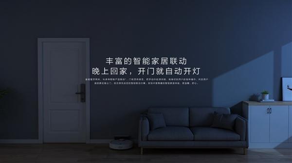 小米米家智能门锁发布:众筹价999元包安装的照片 - 1
