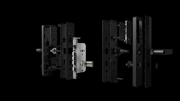 小米米家智能门锁发布:众筹价999元包安装的照片 - 6
