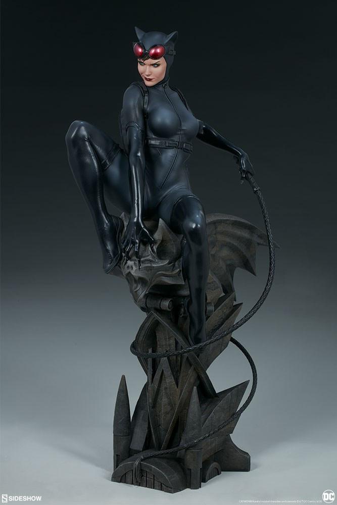 《蝙蝠俠》貓女收藏級手辦欣賞 身材性感前凸後翹 3
