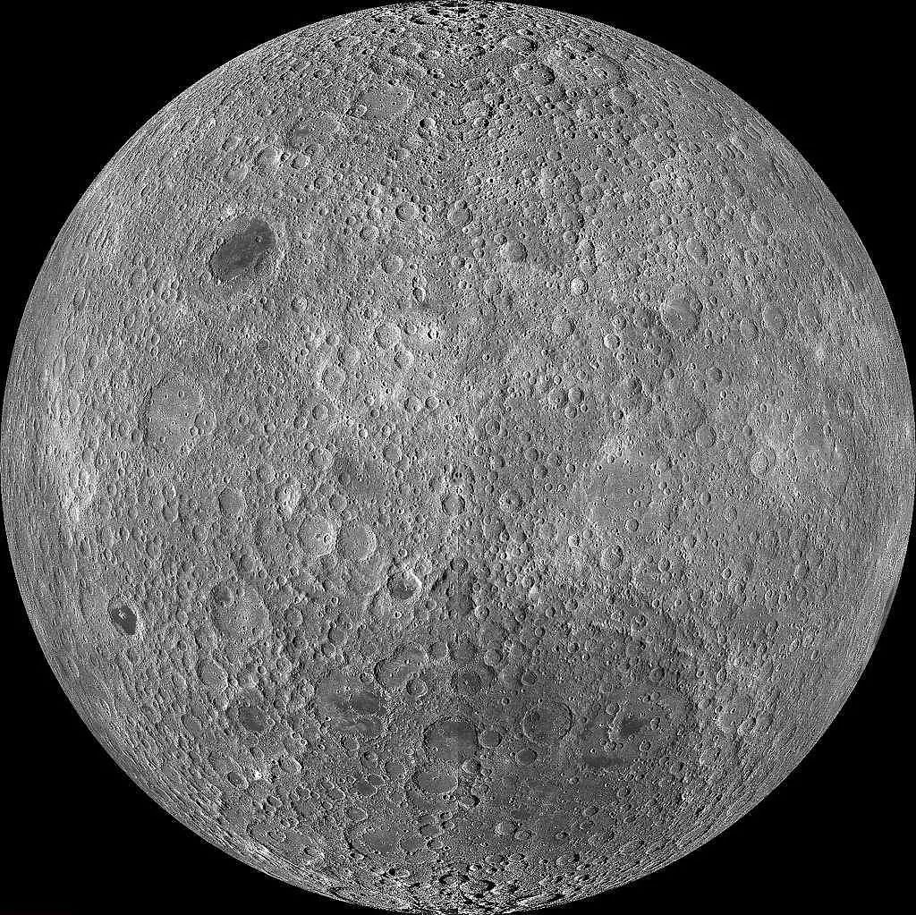 月球背面有外星人?阿波罗登月是伪造的?的照片 - 6