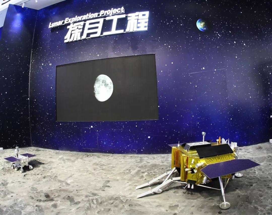 月球背面有外星人?阿波罗登月是伪造的?的照片 - 1