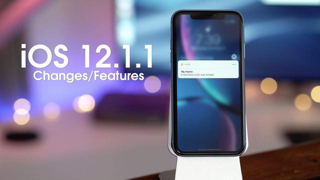 升级iOS 12.1.1:用户称iPhone XS信号变好、还有双4G