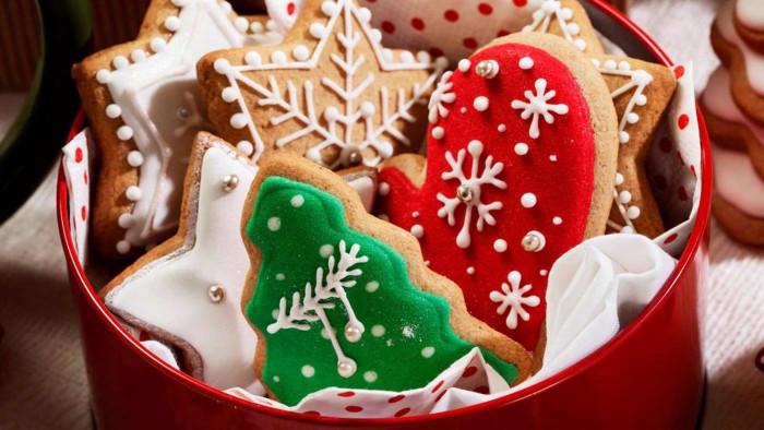 微软发布了一套以圣诞假期为主题的免费壁纸的照片 - 3