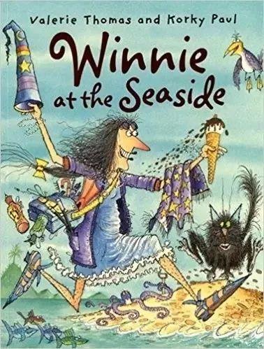【有声绘本故事】《Winnie At The Seaside 》温妮去海边-雪花新闻