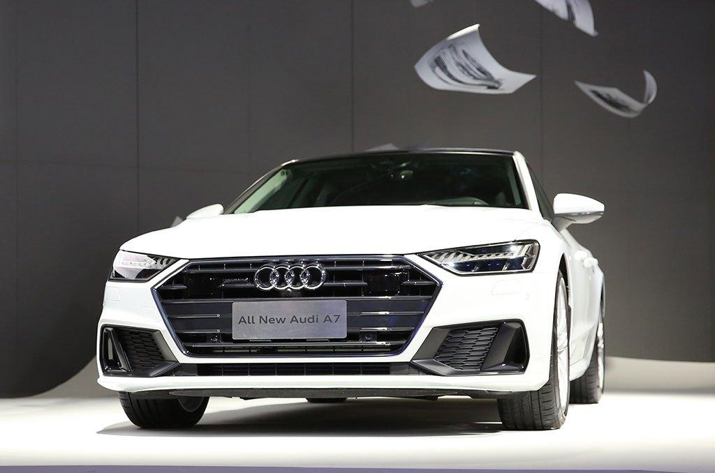 老司机为它动情了,A7 Sportback正式上市,售80.88万起(图1)