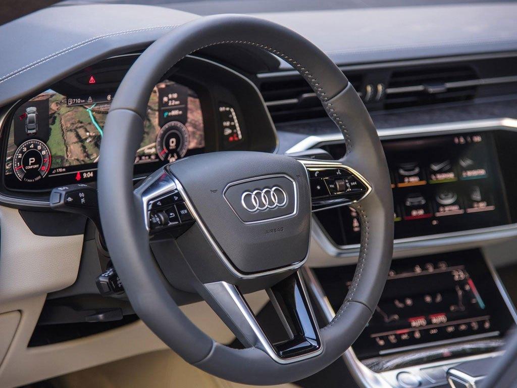 老司机为它动情了,A7 Sportback正式上市,售80.88万起(图8)