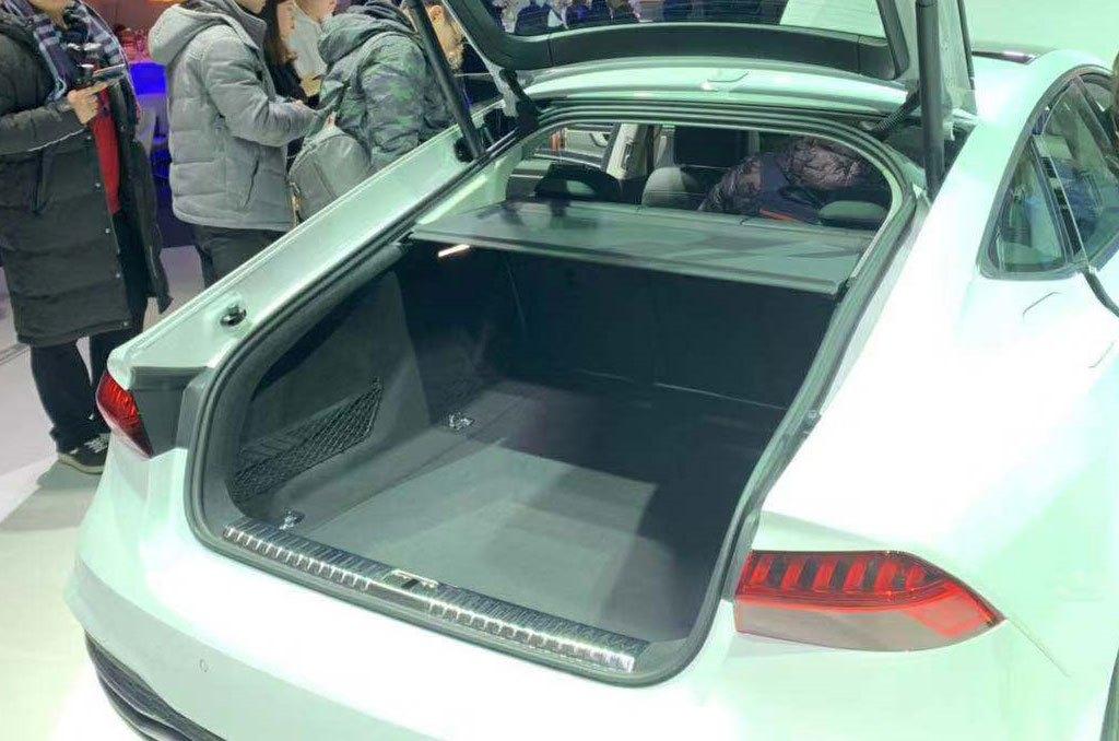 老司机为它动情了,A7 Sportback正式上市,售80.88万起(图12)