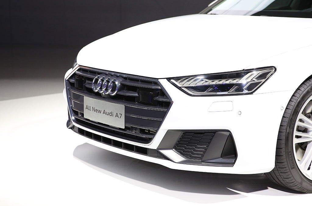 老司机为它动情了,A7 Sportback正式上市,售80.88万起(图3)