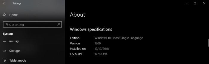 微软开始向更多用户推送Win10十月更新的照片 - 2