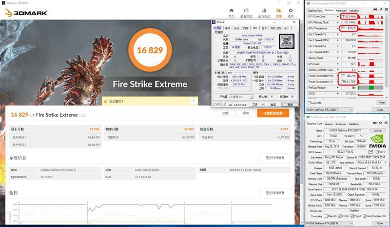索泰RTX2080Ti 玩家力量至尊PGF OC14评测的照片 - 55