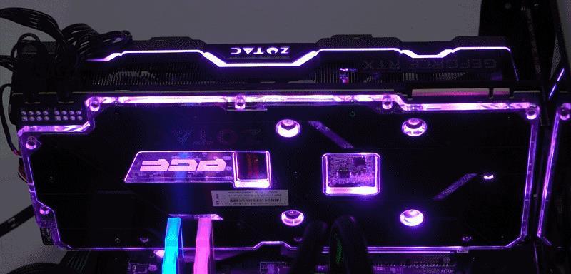 索泰RTX2080Ti 玩家力量至尊PGF OC14评测的照片 - 24