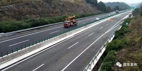 明天恢复双向通行 G60范家山至周旺铺段大修工程交工验收-雪花新闻