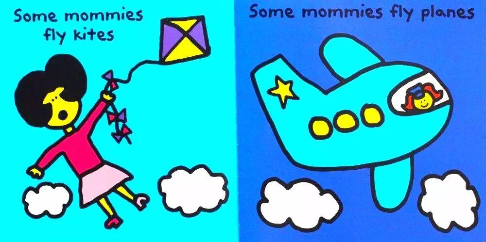 【绘本故事】《The Mommy Book》妈妈之书-雪花新闻