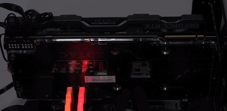 索泰RTX2080Ti 玩家力量至尊PGF OC14评测的照片 - 26