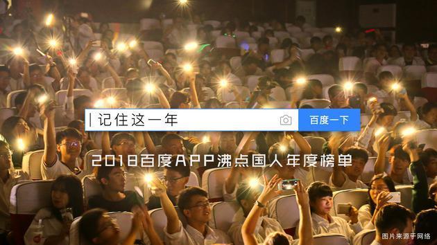百度发布2018沸点搜索榜单:金庸、刘强东、skr等上榜
