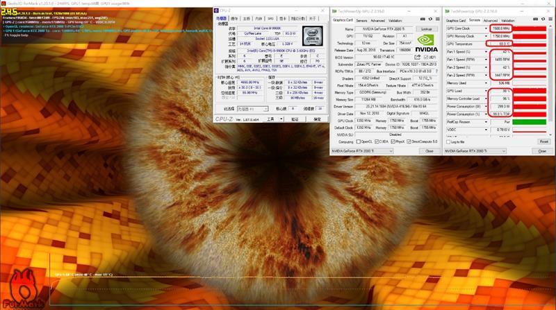 索泰RTX2080Ti 玩家力量至尊PGF OC14评测的照片 - 58