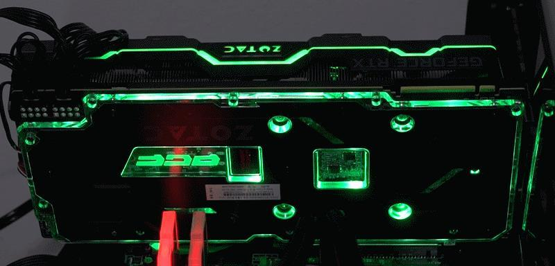 索泰RTX2080Ti 玩家力量至尊PGF OC14评测的照片 - 23