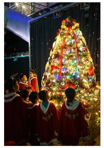 开启圣诞狂欢季,一切惊喜尽在青岛JOYPOLIS