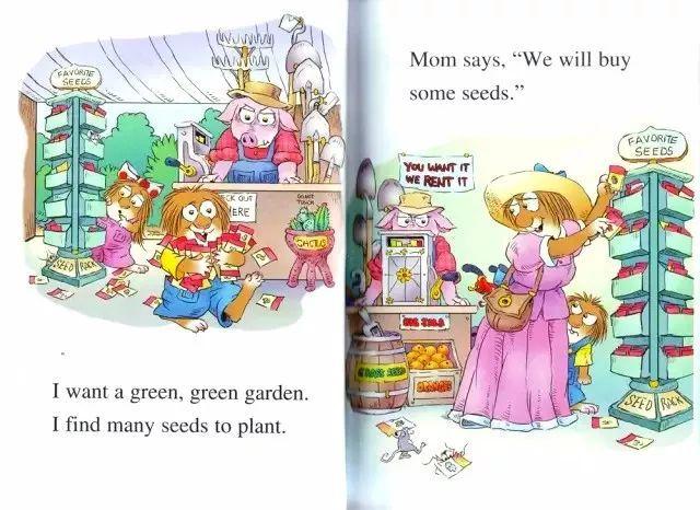 【有声绘本故事】《A Green,Green Garden》绿色的花园-雪花新闻
