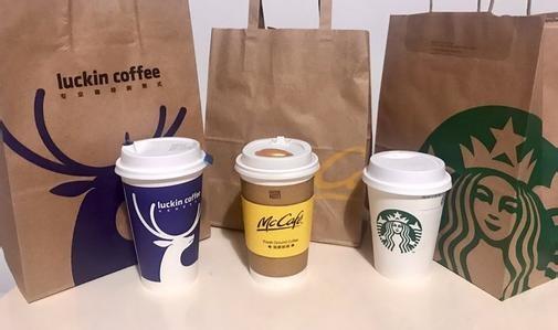 外卖咖啡pk自助咖啡,技诺自动咖啡设备