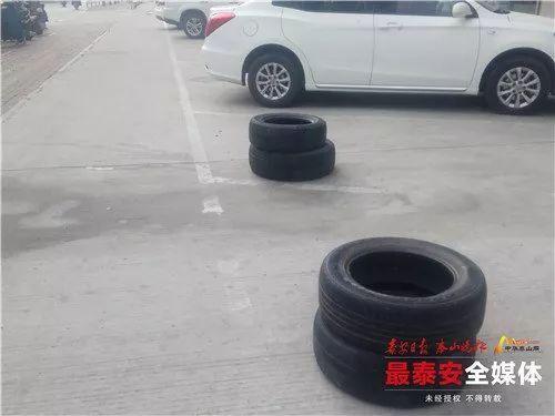 """创城丨私占公共停车位是开文明""""倒车""""-雪花新闻"""
