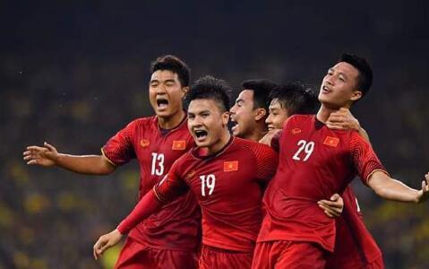 亚博:越南1-0年夜马夺东 盟锦标赛冠军获30万美元奖金
