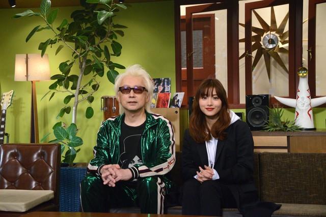 石原里美首次担任音乐节目主持人 访问乐坛新星AIMYON