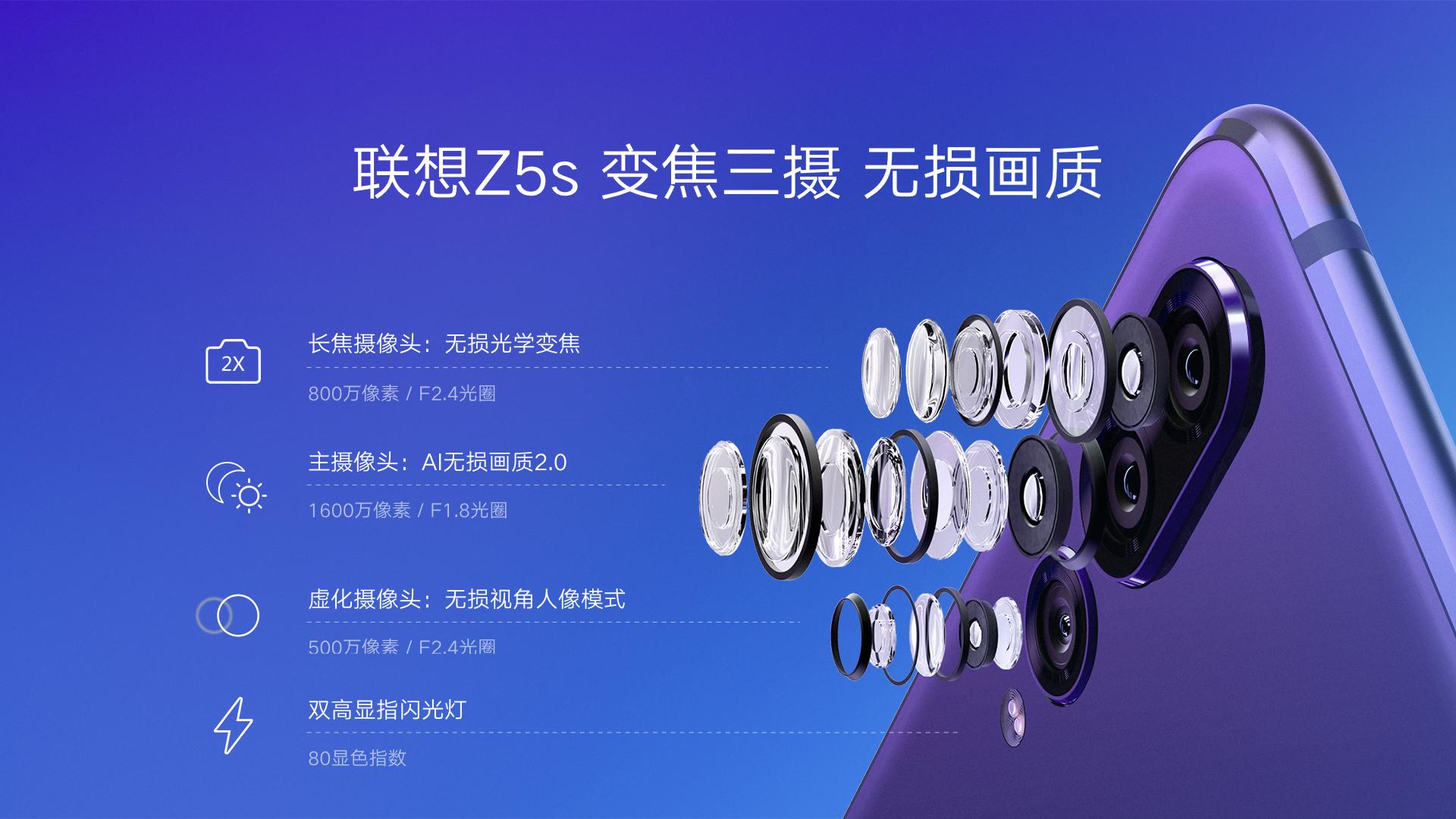联想发布四款新机:朱一龙版颜值杀 骁龙855的照片 - 7