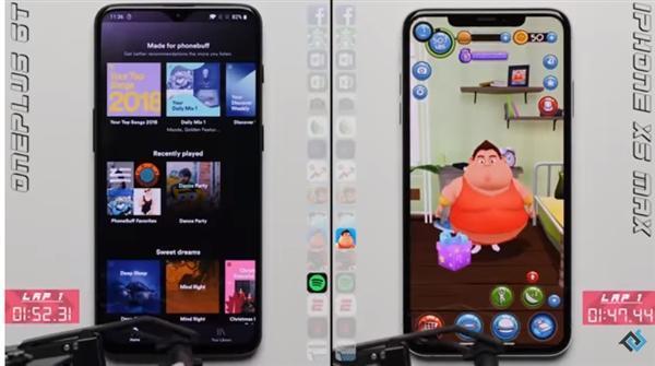 10G内存安卓旗舰挑战iPhone XS Max:流畅度败北的照片 - 2