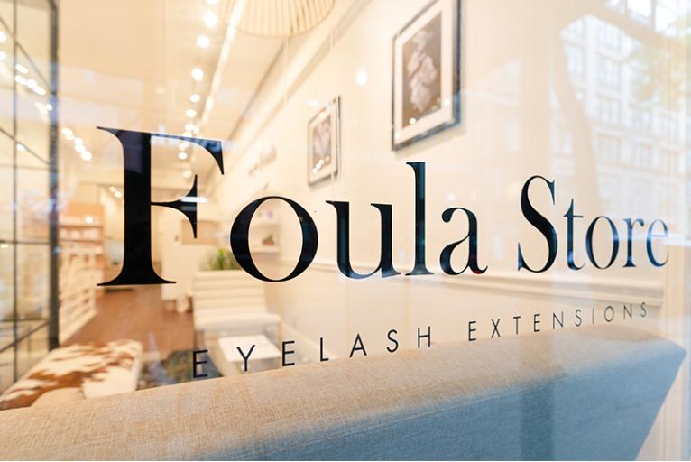 日本最大的嫁接睫毛品牌Foula在中国正式登陆!