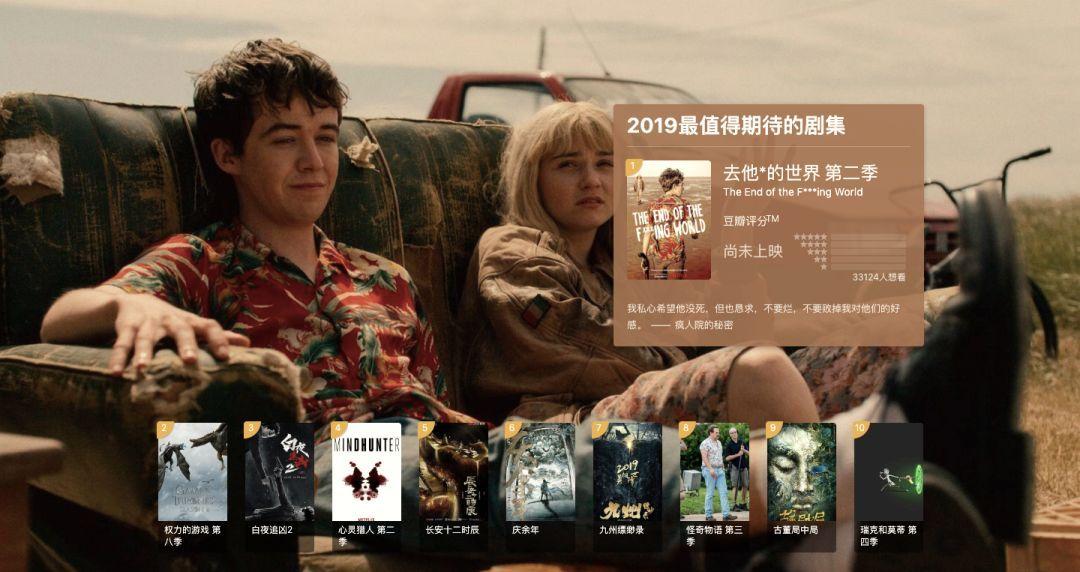 豆瓣发布2018年度电影榜单 《我不是药神》评分最高的照片 - 50