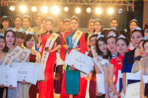 中华韵美国色秀,让世界迷上中国美