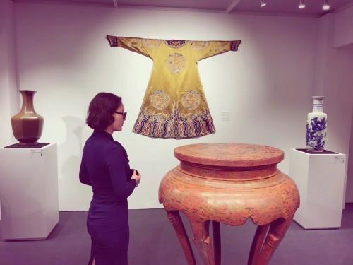 法国福羲陈钰:文化自信,催生中国成全球最大的艺术品市场
