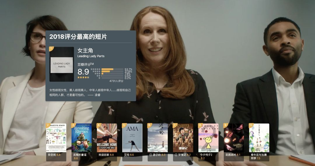 豆瓣发布2018年度电影榜单 《我不是药神》评分最高的照片 - 24