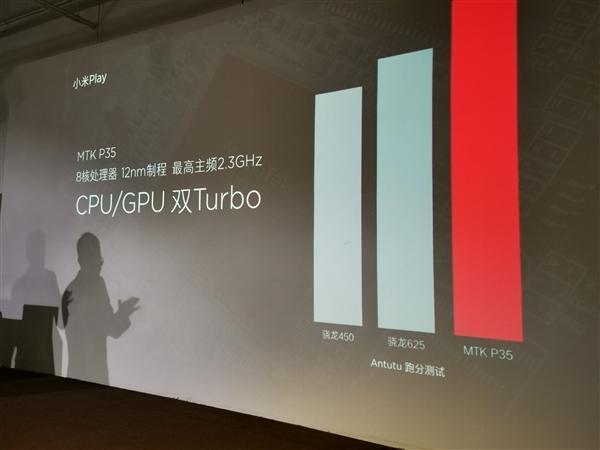 小米Play正式发布:一年流量不封顶 水滴屏 1099元的照片 - 10