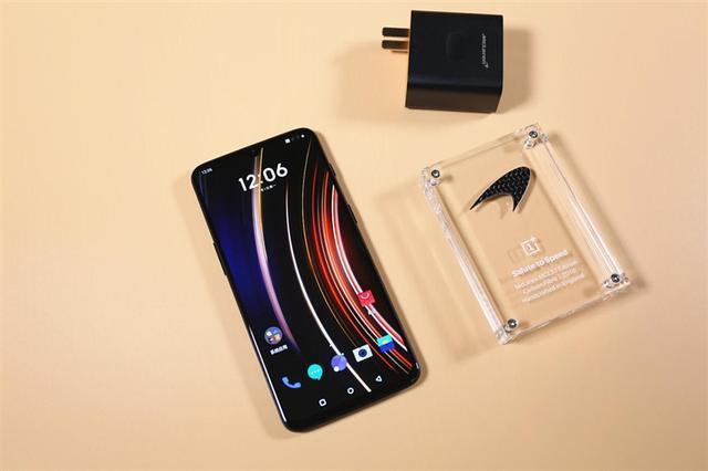 一加6T迈凯伦版评测 探安卓手机速度极限!的照片 - 8