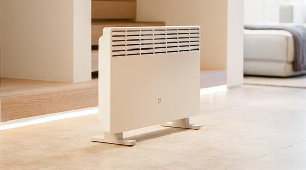 众筹价299元 米家电暖器发布:精准控温 居浴两用的照片 - 1