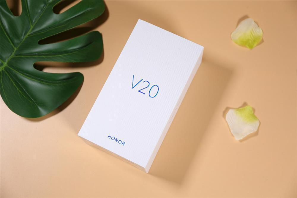 荣耀V20旗舰年末圆满首发评测 最强麒麟芯片加持的照片 - 4