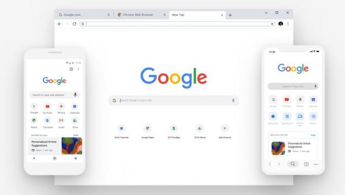 Chrome用户不喜新UI 工程师:宁用其他浏览器 也不要用旧版本的照片 - 4