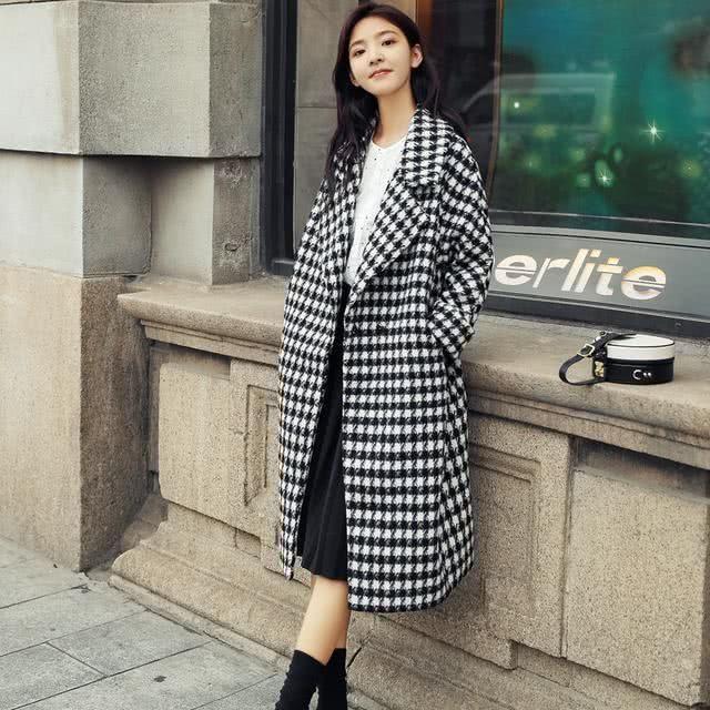 今年呢大衣比小棉服洋气百倍,显嫩洋气又抗寒,美的不可方物