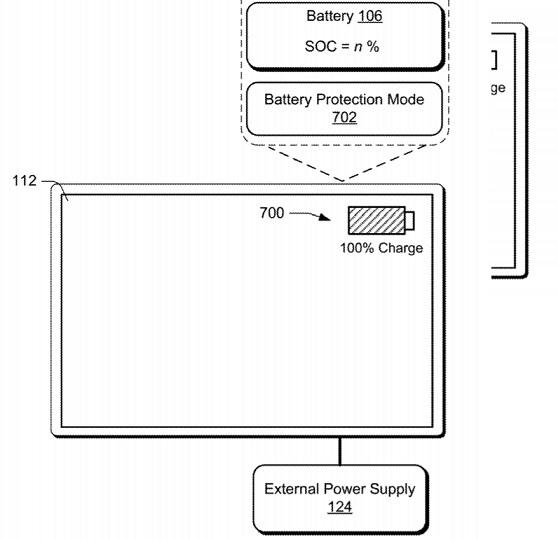 微软专利详细介绍了Win10设备的电池保护模式的照片 - 2