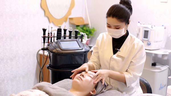 2019年美容项目更新日式皮肤管理