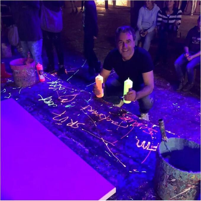 荷兰蔻帝FUNPAINT系列产品玩转涂鸦艺术