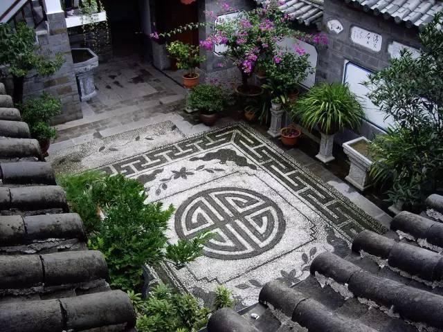 中国人的幸福,莫过于有个小院子,过好小日子!
